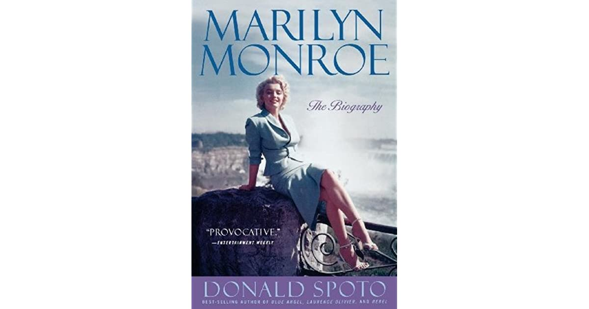 marilyn monroe personality traits