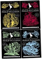 Sally Lockhart Mystery Collection Philip Pullman 4 Books Set-The Ruby in the Smoke, The Shadow in the North, The Tiger in the Well , The Tin Princess
