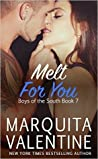 Melt For You (Boys of the South, #6)