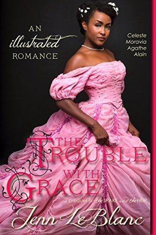 The Trouble With Grace by Jenn LeBlanc