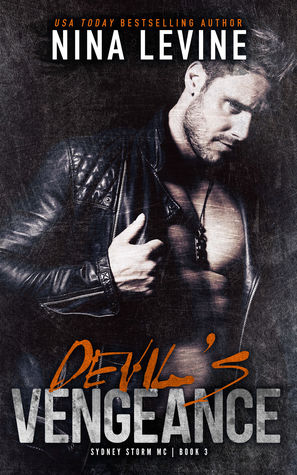 Devil's Vengeance (Sydney Storm MC, #3)