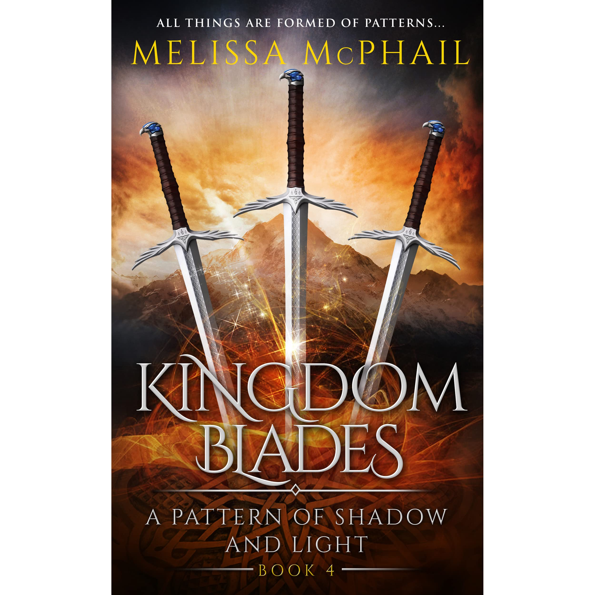 Kingdom Manga Goodreads: Kingdom Blades (A Pattern Of Shadow And Light, #4) By