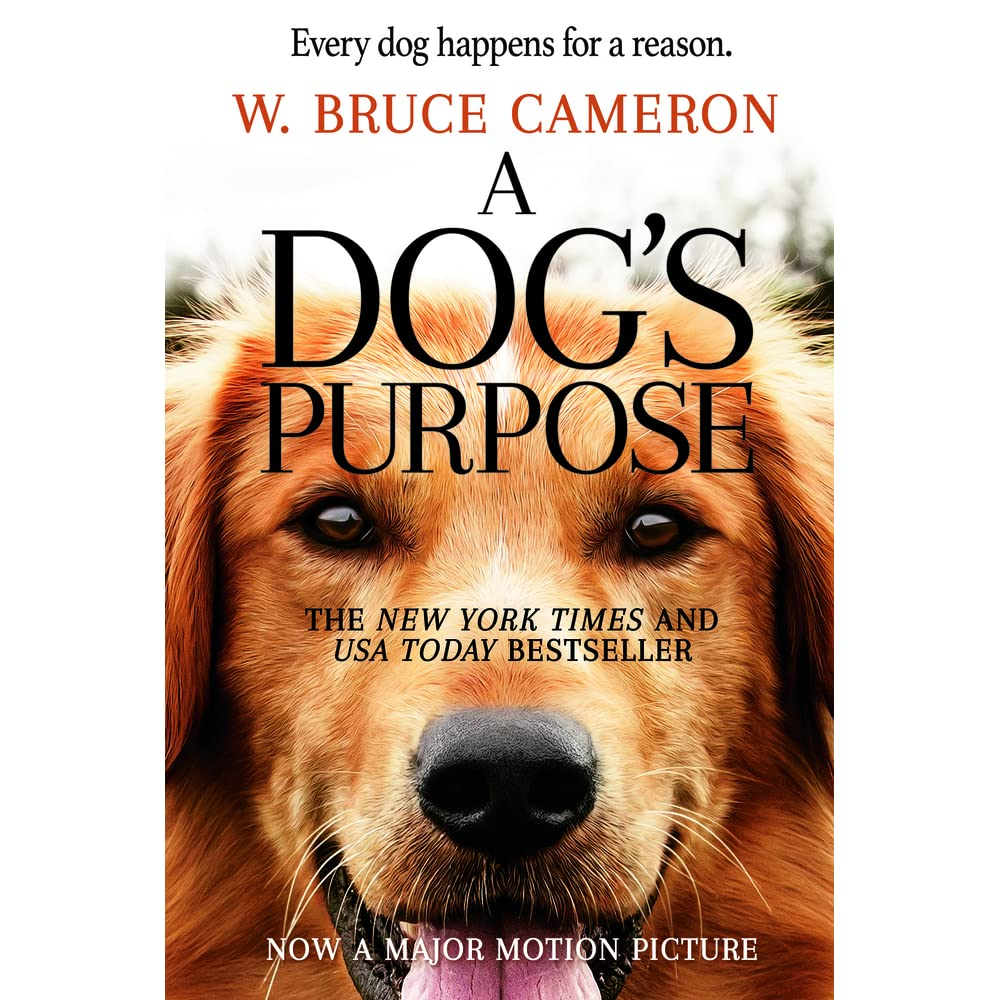 To try about other coloring adult coloring pages and coloring books - A Dog S Purpose A Dog S Purpose 1 By W Bruce Cameron