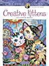 Adult Coloring Book Creative Haven Creative Kittens Coloring Book