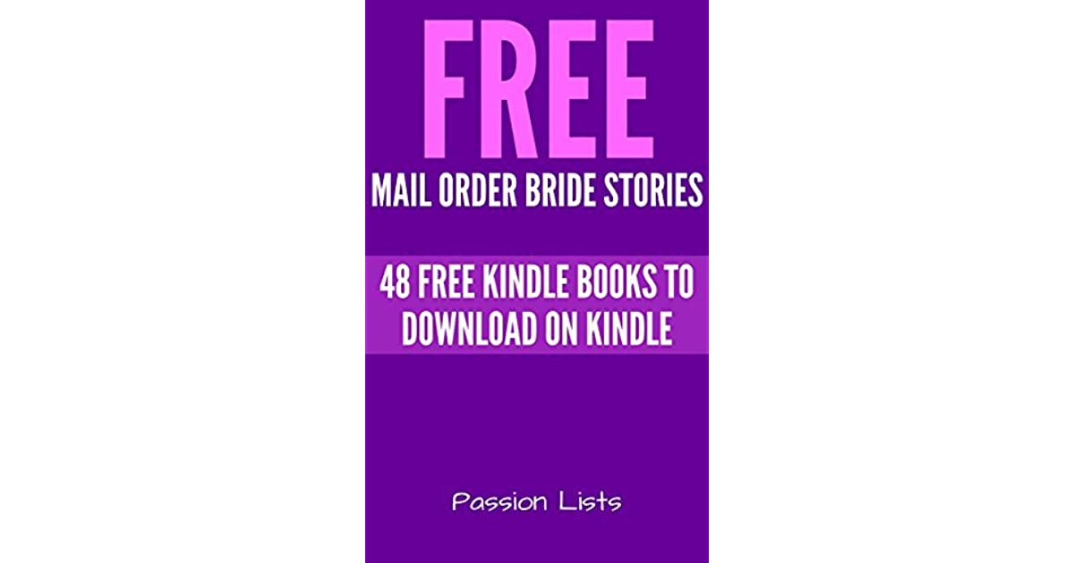Free Mail Order Bride Stories: 48 Free Kindle Books to Download on