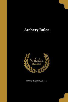 Archery Rules