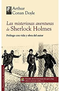 Las misteriosas aventuras de Sherlock Holmes