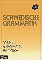 Schwedische Grammatik (Svensk grammatik på tyska)