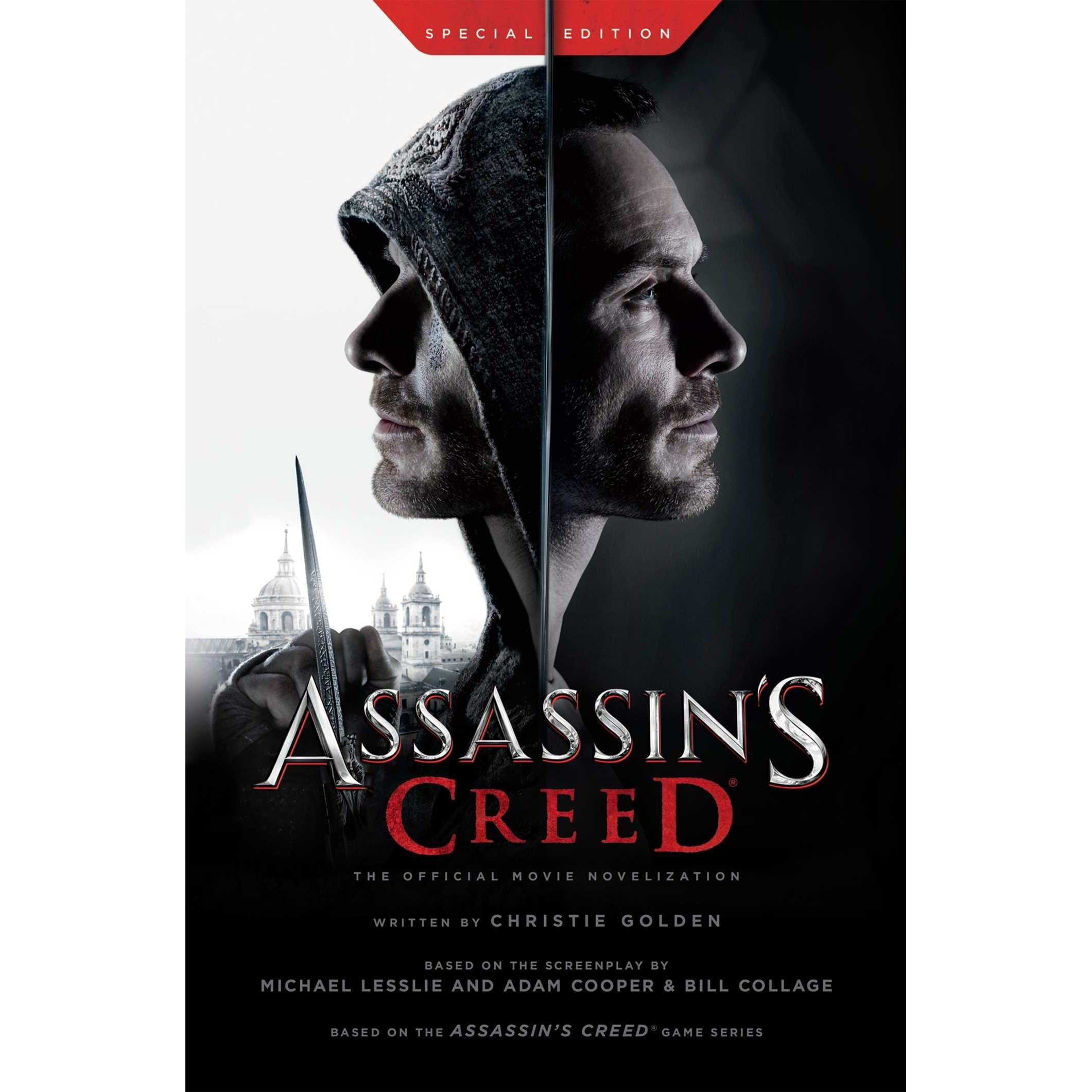 fe71e4e3ba15 Assassin s Creed  The Official Movie Novelization by Christie Golden