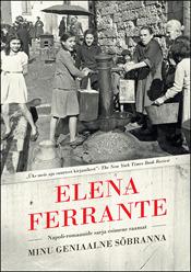 Minu geniaalne sõbranna by Elena Ferrante