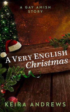 A Very English Christmas (Gay Amish Romance, #3.5)