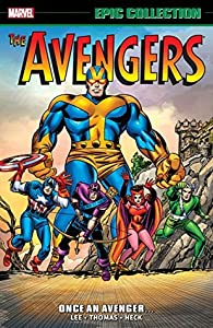 Avengers Epic Collection Vol. 2: Once An Avenger