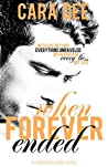 When Forever Ended  (Camassia Cove, #2)