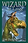 Wizard at Large (The Dresden Files Omnibus, #3)