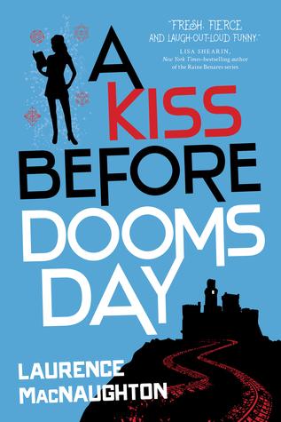A Kiss Before Doomsday (Dru Jasper, #2)