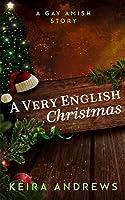 A Very English Christmas (A Gay Amish Romance, #3.5)