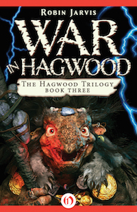 War in Hagwood (The Hagwood Trilogy, #3)