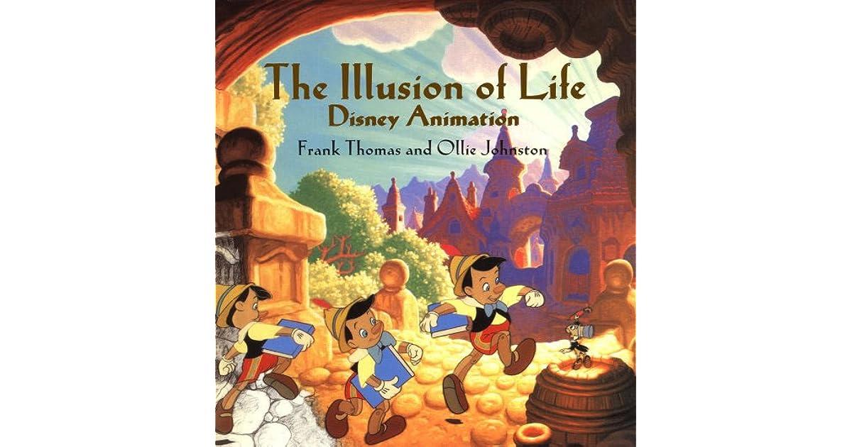 animation essay illusion life