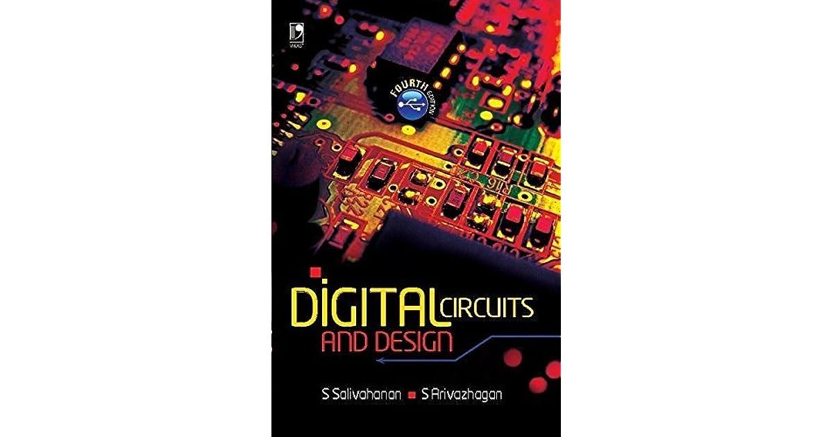 Digital Logic Design By Salivahanan Pdf