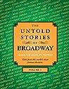 The Untold Stories of Broadway, Volume 3: Part 1