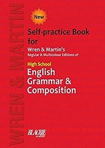 High School English Grammar & Composition (Self Practice Book)