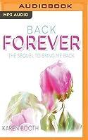 Back Forever (Forever, #2)
