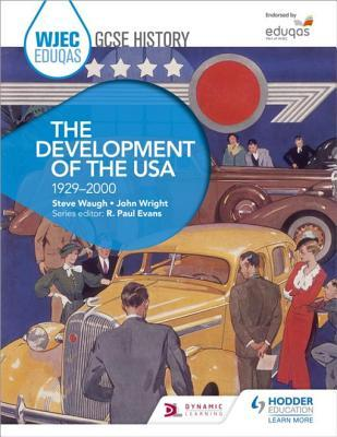 WJEC Eduqas GCSE History The Development of the USA- 1929-2000