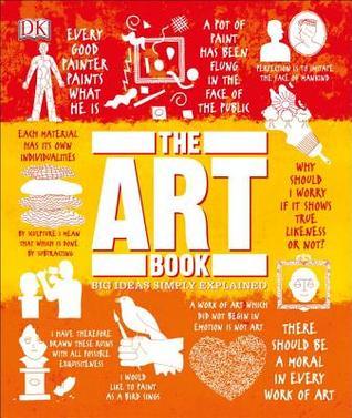 The Art Book by Caroline Bugler