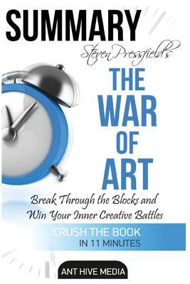 Steven Pressfield-The War of Art  Break Through the Blocks and Win Your Inner Creative Battles-Warner Books (2002)