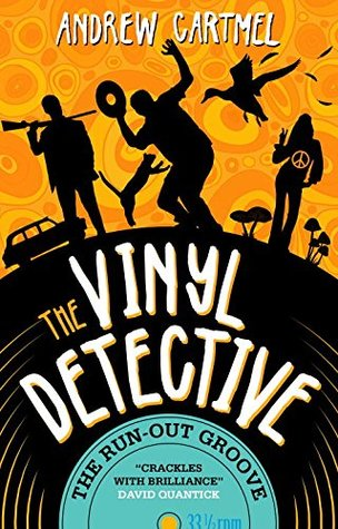 The Run-Out Groove (The Vinyl Detective #2)
