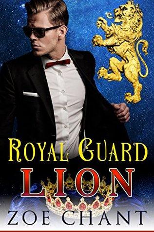 Royal Guard Lion by Zoe Chant