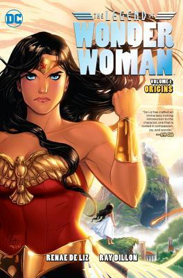 The Legend of Wonder Woman Vol. 1 by Renae De Liz