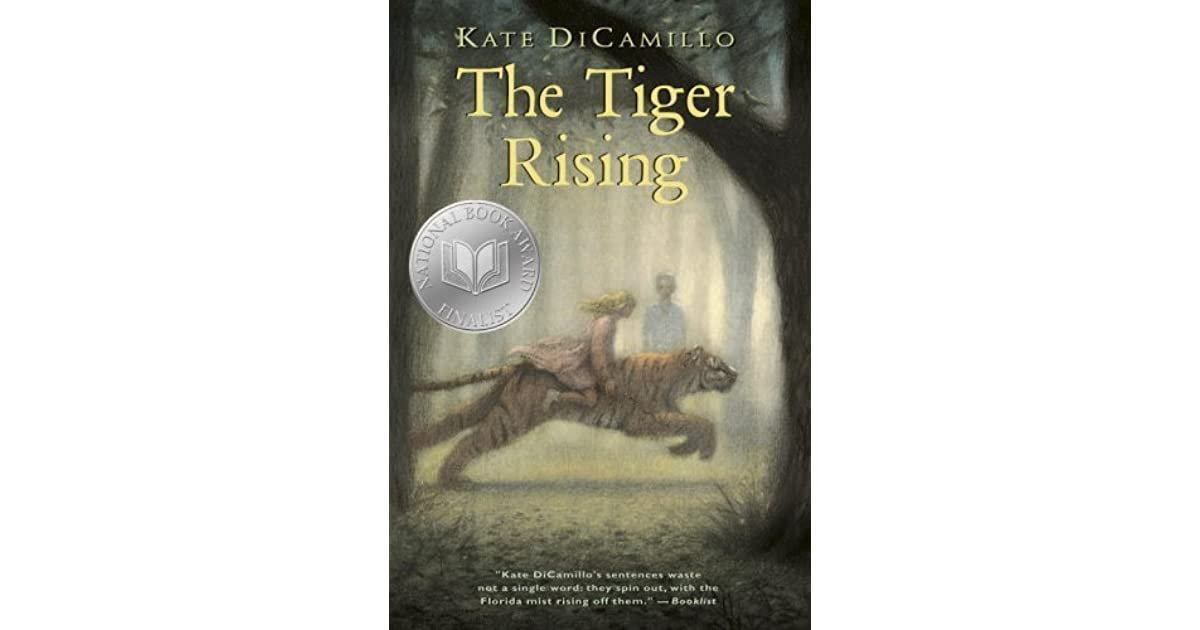 The Tiger Rising by Ka...