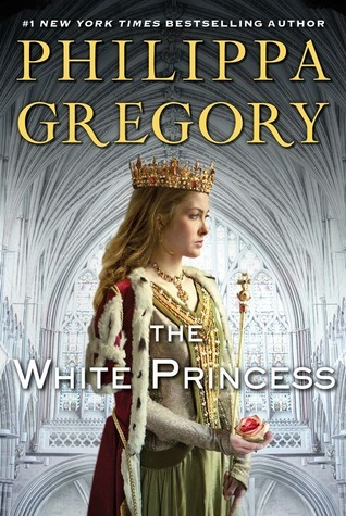 "Book cover of ""The White Princess"" by Philippa Gregory"