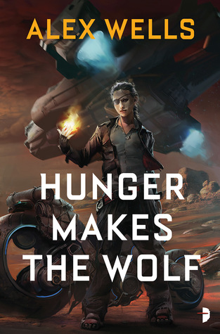 Hunger Makes the Wolf (The Ghost Wolves, #1)