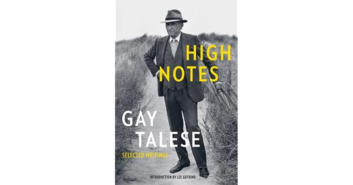 Join the community of gay talese