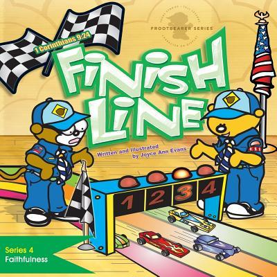 Finish Line: The Frootbearer(tm) Series  by  Joyce Ann Evans