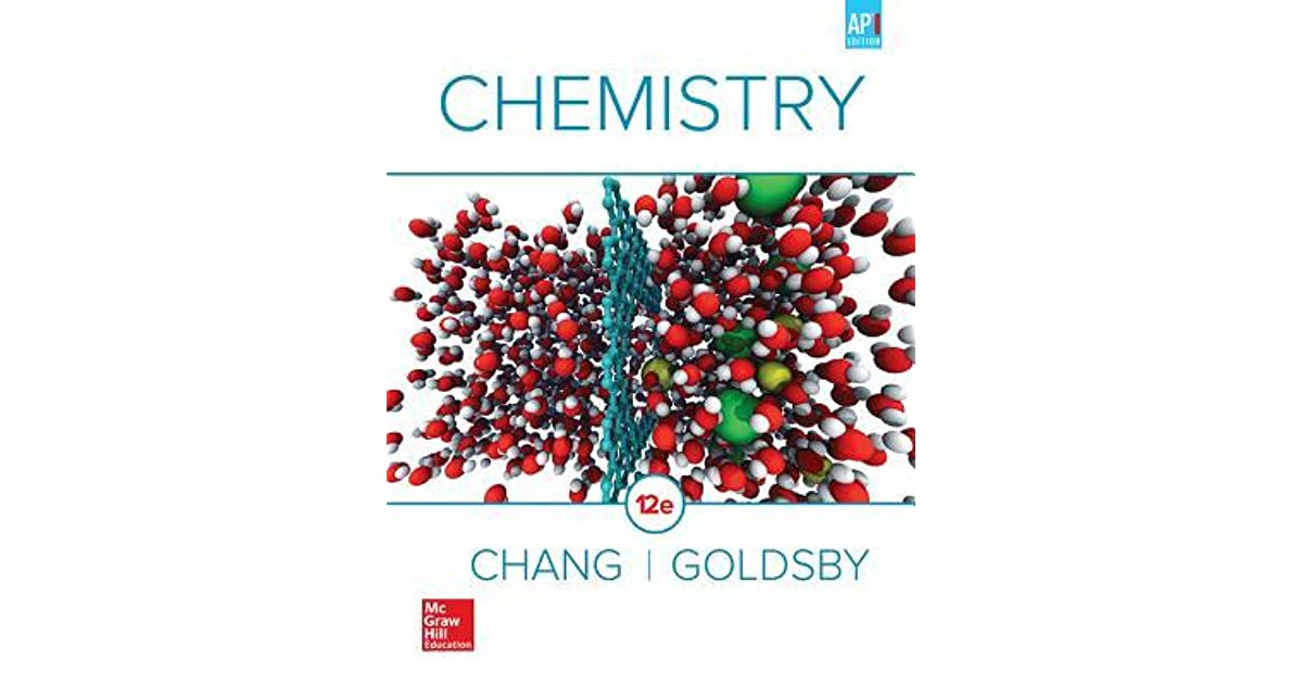 Chang chemistry ap edition by raymond chang fandeluxe Images