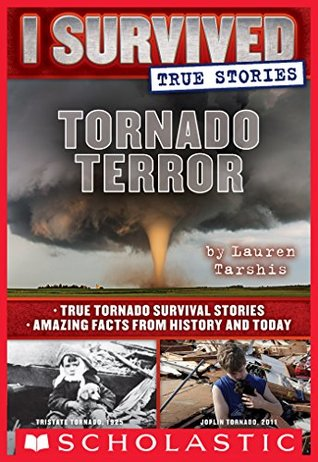 Tornado Terror by Lauren Tarshis