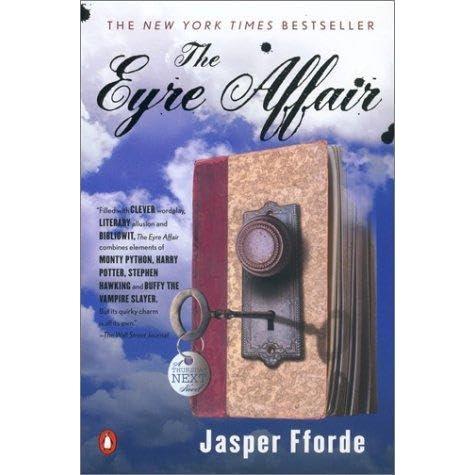 Eyre affair quotes