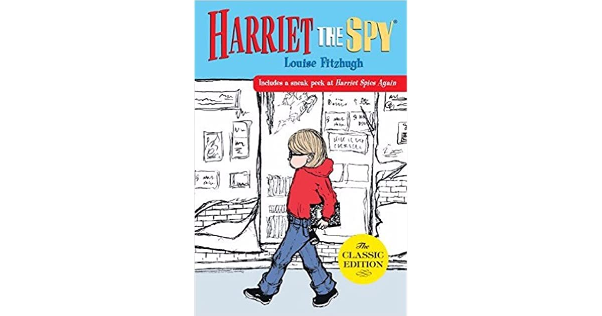a personal review of the book harriet the spy Librarything review user review - valerieandbooks - librarything i loved harriet the spy as a kid -- i'm pretty sure it was one that i read several times back then recently, after 40 years.