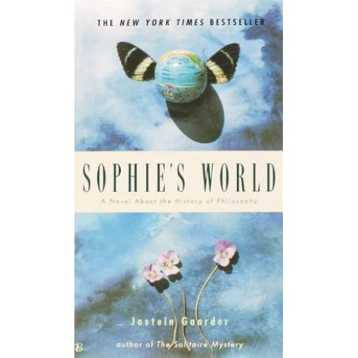 sophies world book review Download book sophie's world: a novel about the history of philosophy by jostein gaarder pc text selling pdf how download thepiratebay read sophie's world: a novel about the history of philosophy by jostein gaarder.