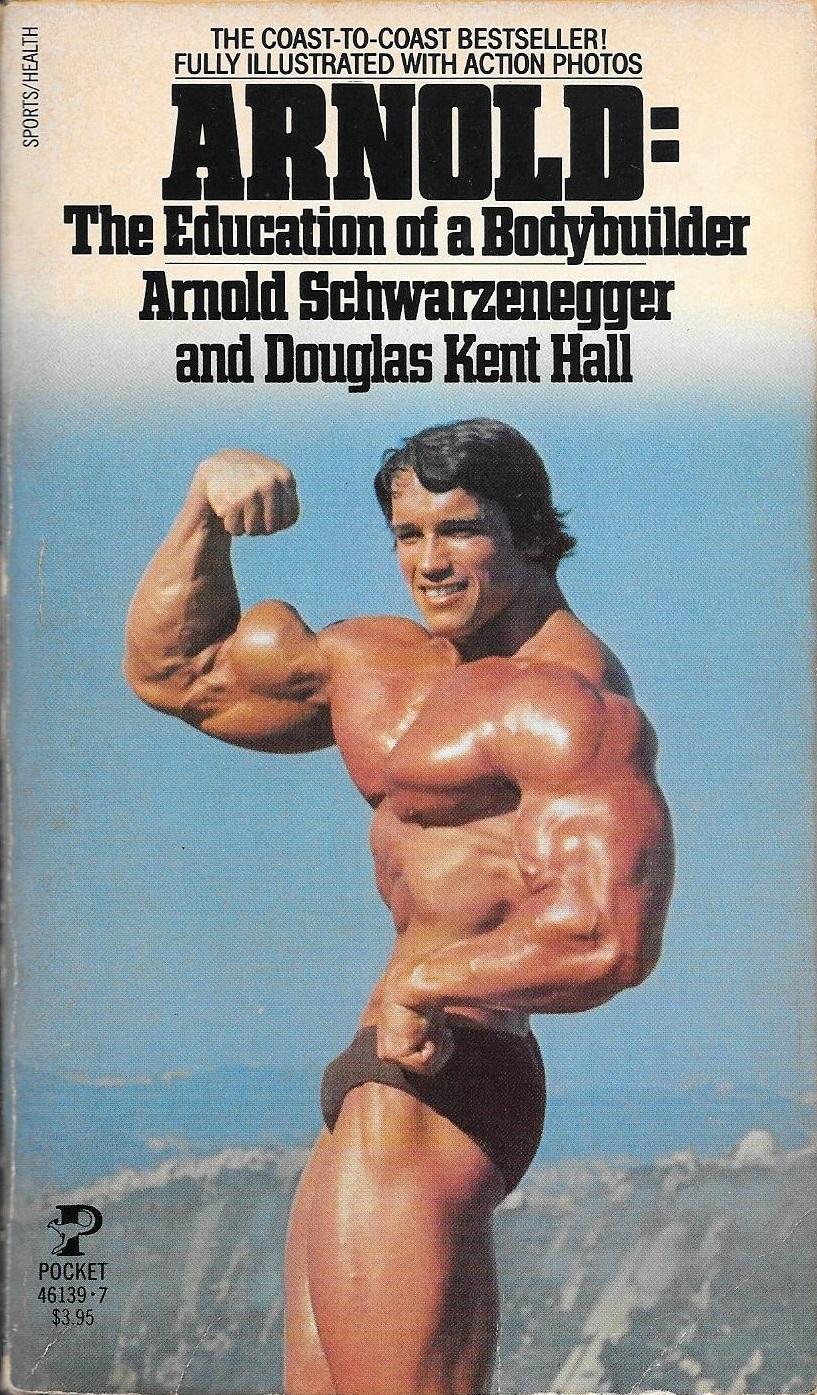Arnold the education of a body builder