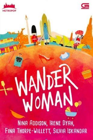 Wander Woman by Nina Addison