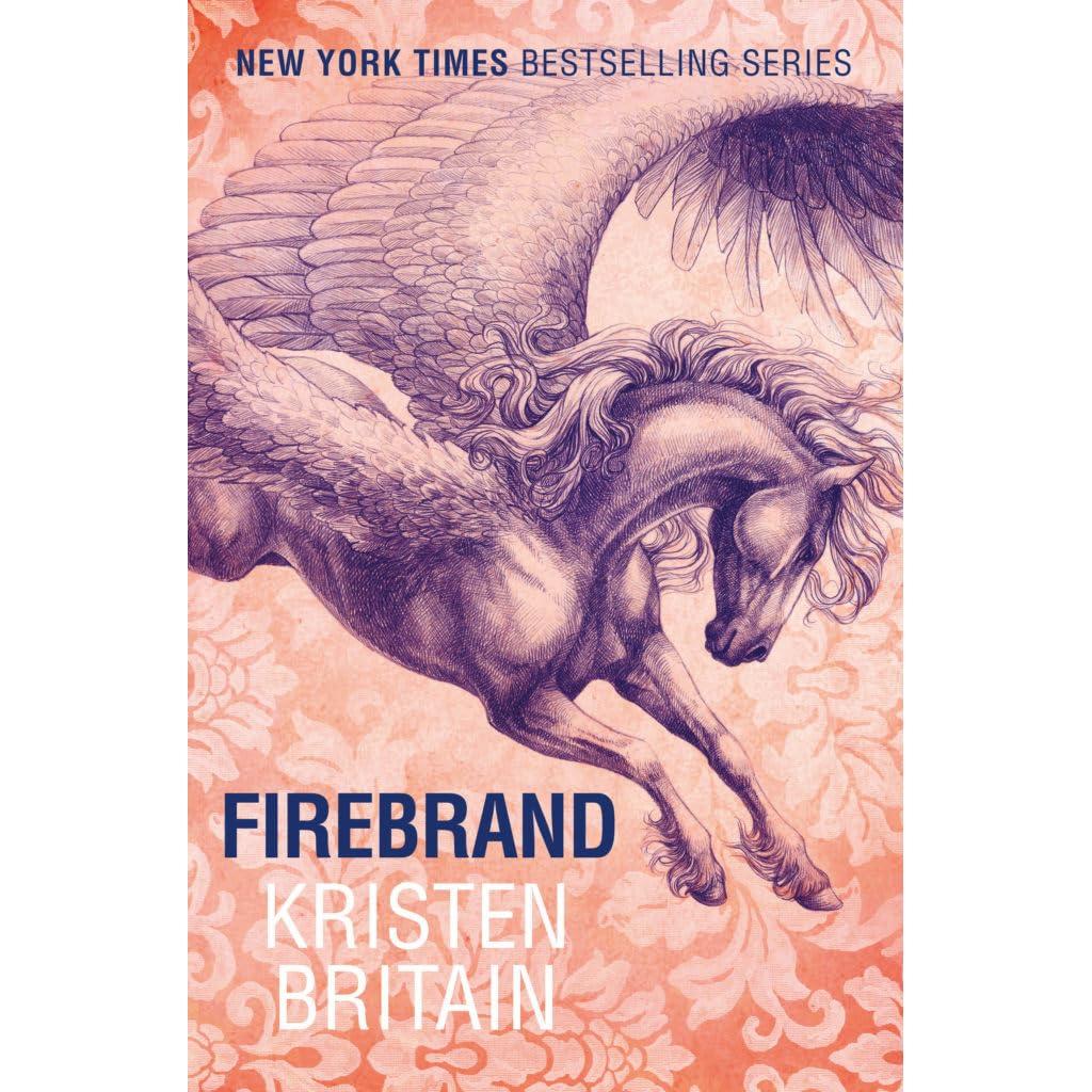 Firebrand (Green Rider, #6) by Kristen Britain