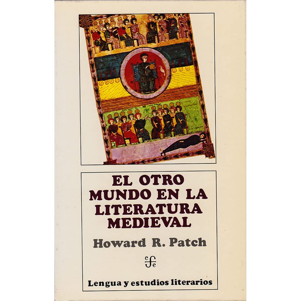 """Resultado de imagen para Howard Rollin Patch con """"El otro mundo en la literatura medieval"""" imagenes"""