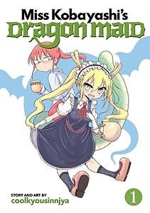 Miss Kobayashi's Dragon Maid, Vol. 1