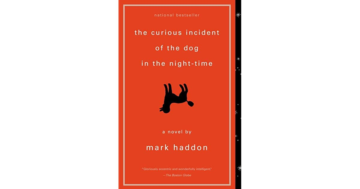 the narrative techniques used in the curious incident of the dog in the night time