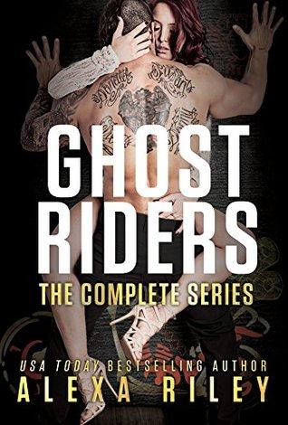 Ghost Riders (Ghost Riders MC #1-5)