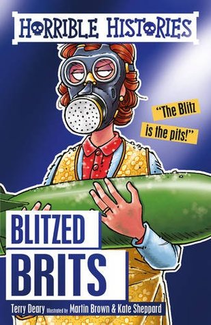 Blitzed Brits by Terry Deary